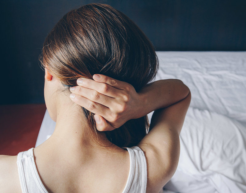 Morning Neck Pain Causes