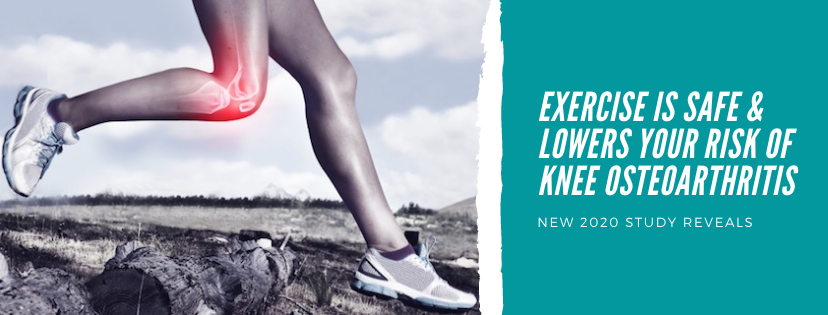 How Exercise Lowers your Risk of Knee Osteoarthritis