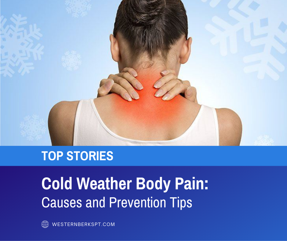 Cold Weather Body Pains